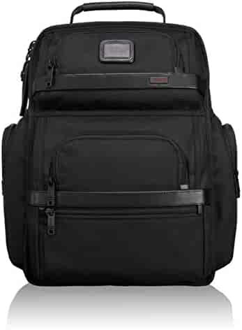 TUMI - Alpha 2 T-Pass Business Class Brief Pack - Laptop Backpack for Men and Women - Black