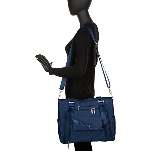 baggallini RFID Integrity Tote - Exclusive (Charcoal) by Baggallini (Image #5)