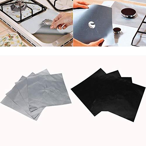 Placehap - Protector de quemador de gas reutilizable para cocina o ...