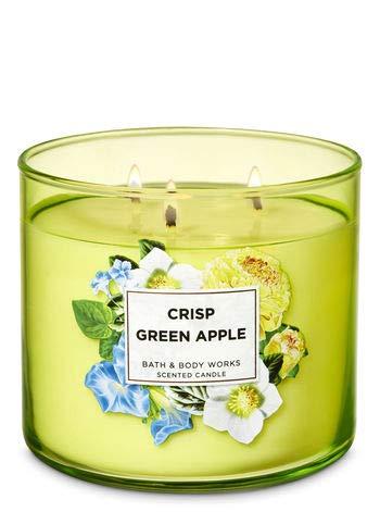 White Barn Crisp Green Apple 3-Wick Candle by Bath & Body Works