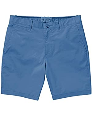 Men's P55 8 inch Basic Short with Stretch Slim