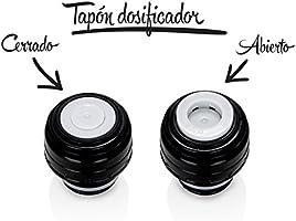 Orbegozo TRL 10060 Termo líquido, INOX, 1000 ml, Acero Inoxidable ...