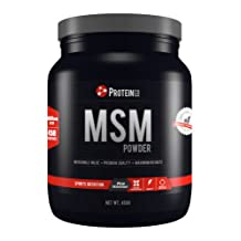 MSM Powder | Anytime Supplement | Relieves Joint Pain | 1 Lb