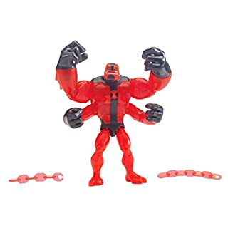 "Ben 10 ""Alien Worlds Four Arms Basic Figure, Multi (76159)"