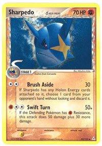 Pokemon - Sharpedo (53) - EX Holon Phantoms