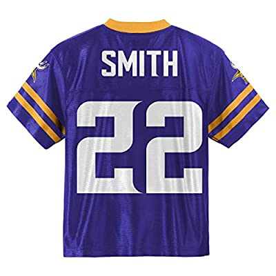 Outerstuff Harrison Smith Minnesota Vikings #22 Purple Youth Home Player Jersey