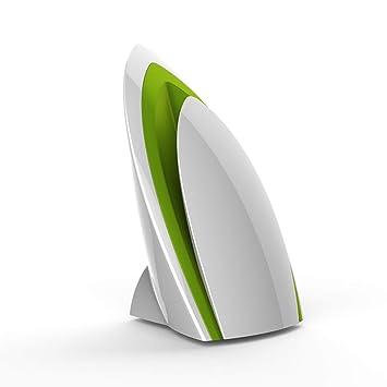 Clock WiFi Inteligente Inteligente Hogar Detector De Aire Sensor Purificador De Control Remoto Acondicionador Detector Sensor De Temperatura Humedad ...