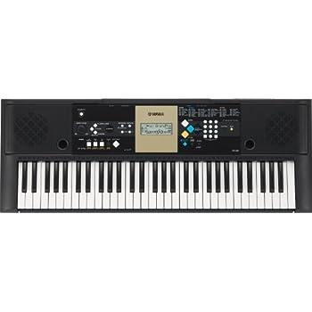 Amazon Com Yamaha Ypt220 Portable Keyboard Musical