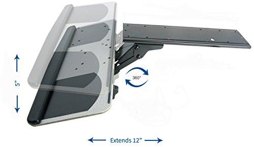 Vivo Adjustable Computer Keyboard Amp Mouse Platform Tray