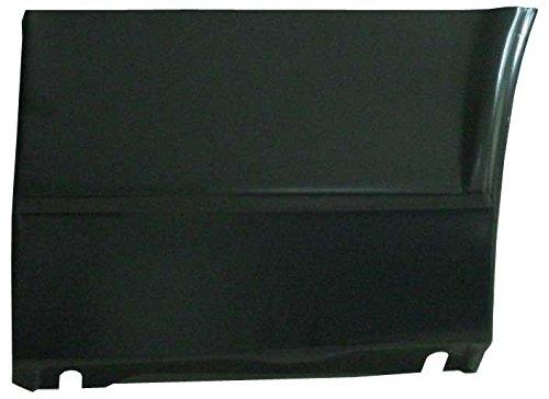 Lower Rear Fender Patch w/ Brace - RH - 67-68 Camaro (Camaro Fender Brace)