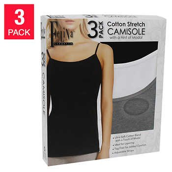 3 Pack Camisoles - 1