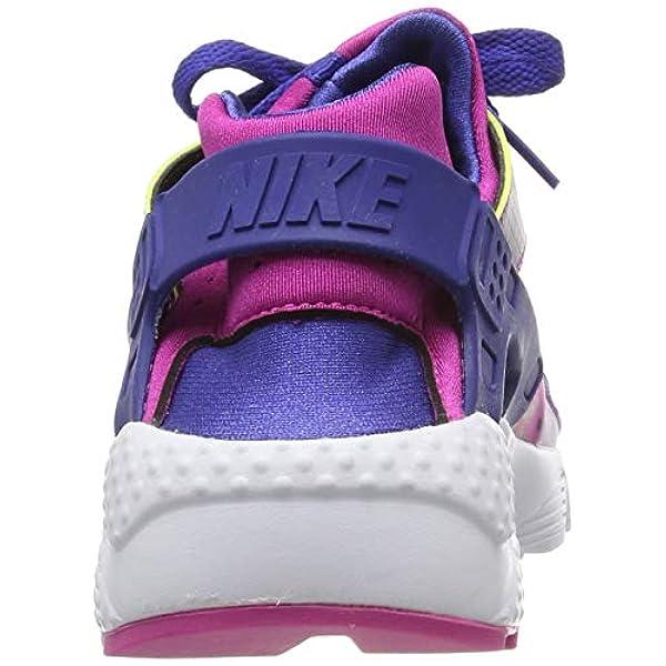 Nike Huarache Run Print (GS), Scarpe da Corsa Bambina