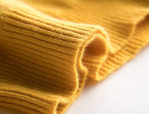 Maglione Gelb Manica Lunga Dissa Donna PwU0Ua