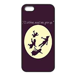 High Quality (SteveBrady Phone Case) Peter Pan - Wouldn't Grow Up For Apple Iphone 5 5S PATTERN-19