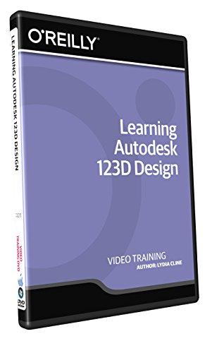 Learning Autodesk 123D Design - Training DVD
