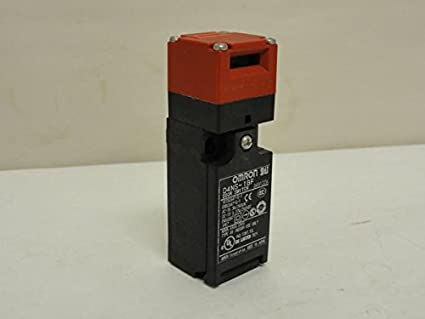3 A 240 VAC Guard Lock Style Omron D4NS1AF Safety Door Switch