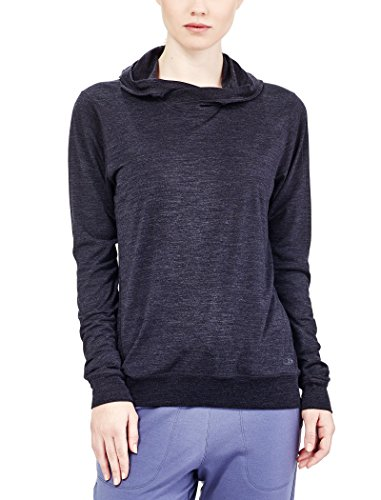 Icebreaker Merino Women's Cool-Lite Mira Long Sleeve Hood T-Shirt
