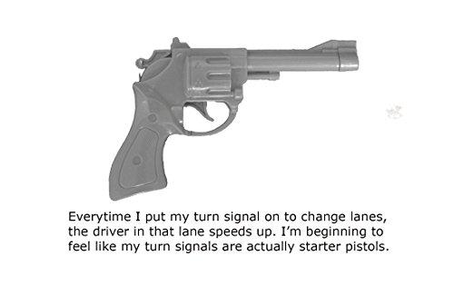 blank starter pistol - 2