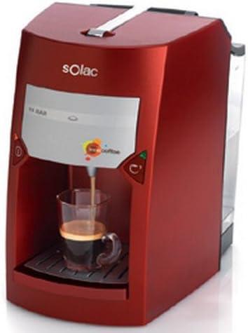 Solac CE4411, Rojo, 870/1030 W, 220-240 MB/s, 50 Hz - Máquina de ...