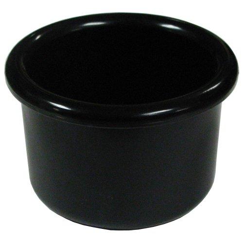 (Crock-Style Plastic Bird Dish 8 oz 3.75-inch)