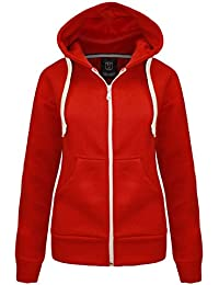 Amazon.com: Red - Active Hoodies / Active: Clothing, Shoes & Jewelry
