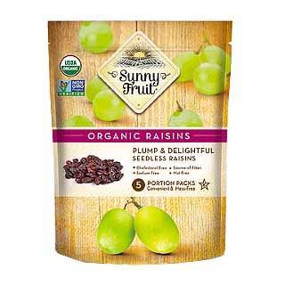 Sunny Fruit - Frutas secas – 1, 3 y 6 bolsas: Amazon.com ...