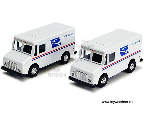 Postal Service Truck (Mail Truck (4.5