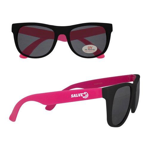 Salve Regina Black/Hot Pink Sunglasses 'Salve w/ - Sunglasses Regina