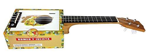 complete cigar box ukulele kit easily build your own cigar import it all. Black Bedroom Furniture Sets. Home Design Ideas