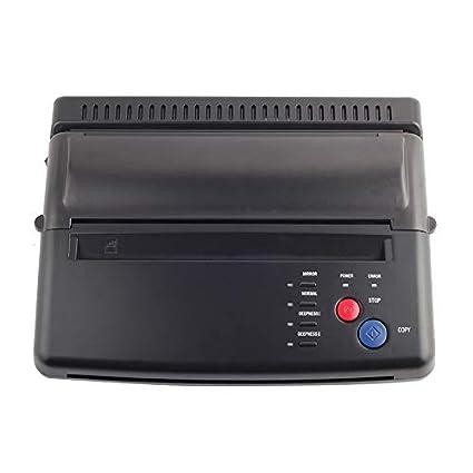 FairytaleMMTattoo Transfer Machine Impresora Dibujo Thermal ...