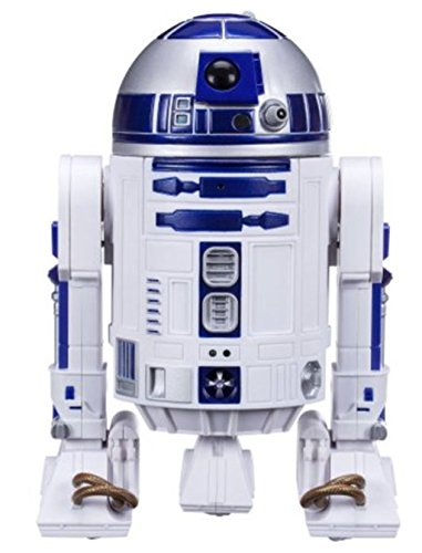 Star Wars Intelligent R2-D2 Remote Control with -