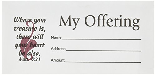 Offering Envelope-My Offering (Package of 100) ()