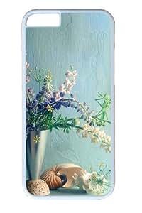 Bouquet Vase Pebbles Custom For LG G2 Case Cover Polycarbonate White