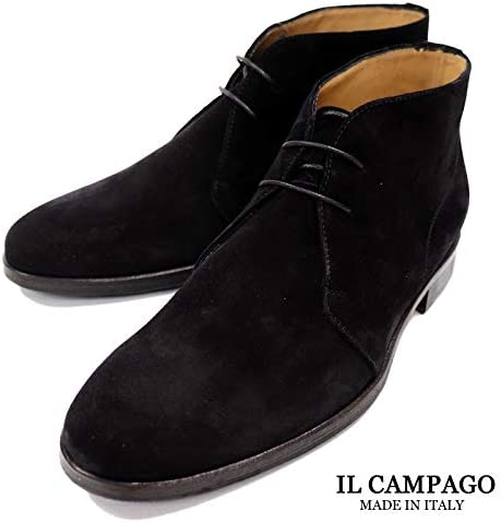 Suede Chukka Boots, Classico