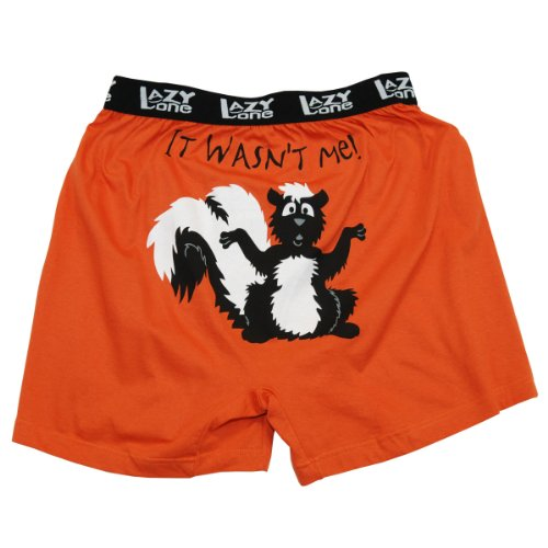 Lazy One Wasnt Skunk Boxer product image