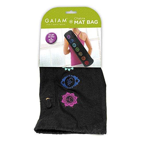 Gaiam Yoga Mat Bag, Chakra