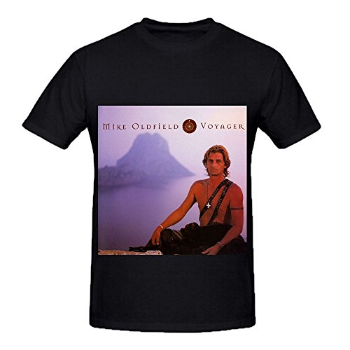 Mike Oldfield Voyager Funk Mens O Neck Custom Tee Shirts - Miami Wetsuit