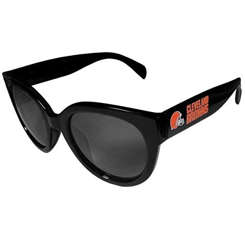- Siskiyou NFL Cleveland Browns Womens Sunglasses, Black