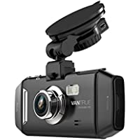 Vantrue OnDash R2 2K Ultra HD  2.7-Inch LCD Dashboard Camera