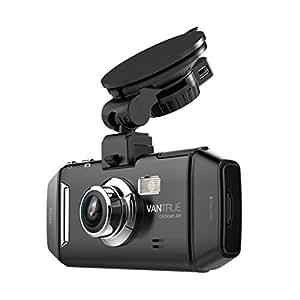 Vantrue OnDash R2 2K Ultra HD  2.7-Inch LCD Dashboard Camera
