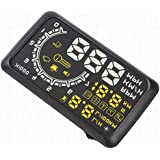 ASH-4 4C 2015 5.5 Inch LED Digital Speedometer OBD II HUD Car Head Up Display System