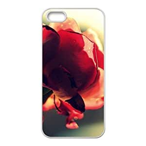 beautiful red flowers personalized high quality cell phone Sumsung Galaxy S4 I9500