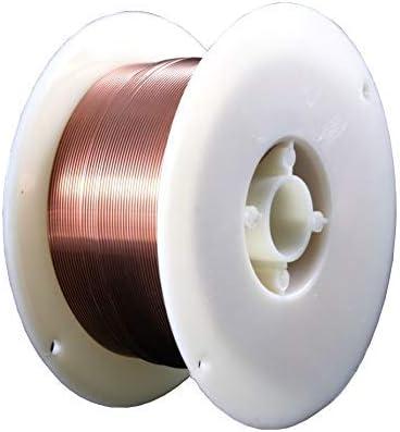 2 Lb x 0.023 ER70S-6 MIG Mild /& Low Alloy Steel Wire