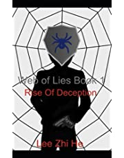 Rise of Deception: Web of Lies Book 1