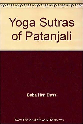 Yoga Sutras of Patanjali: Baba Hari Dass: Amazon.com: Books