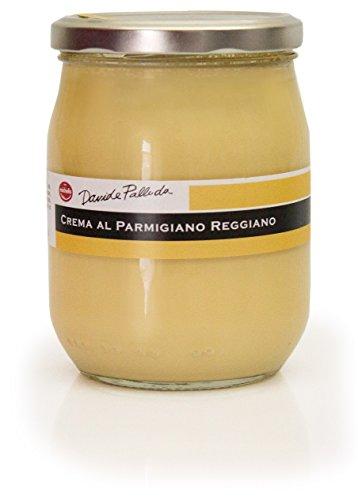 Crema de Parmigiano Reggiano, por el Chef Michelin Davide Palluda (500 g): Amazon.es: Alimentación y bebidas