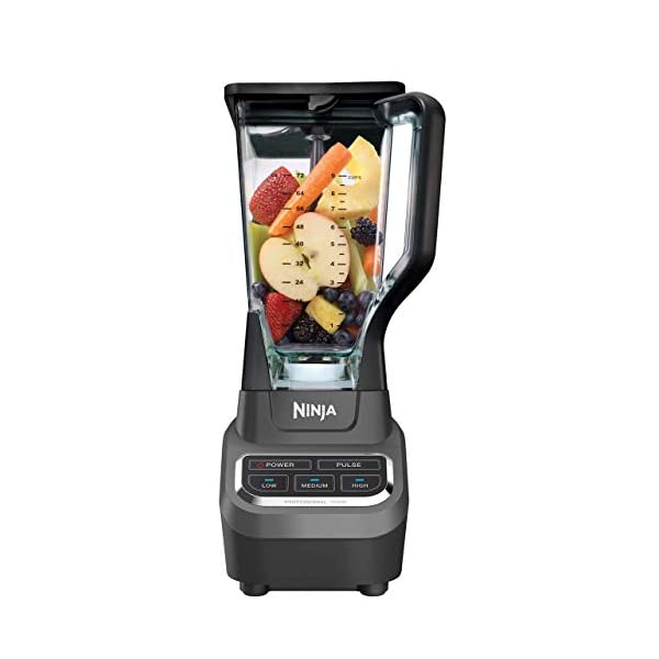 Ninja Professional Blender with Total Crushing Technology 1000 Watt high-powered...