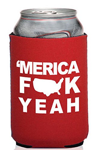 Funny Guy Mugs Merica Neoprene