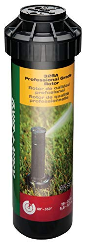 Rain Bird 32SA SAM Seal-A-Matic Simple Adjust Gear Drive Rotor, 40° - 360° Pattern, 19' - 32' Spray Distance (Replacement Rotor for 32ETI Easy to Install Kit)