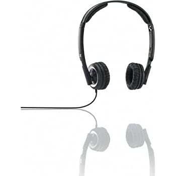 Sennheiser  PX 200 II Closed Mini Headphones with Integrated Vol Control (Black)